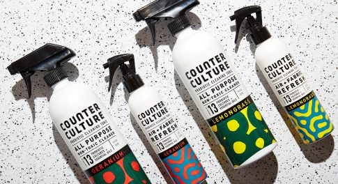 Meet the Brand That'll Get Your House Clean—With Bacteria