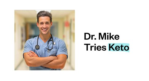 Doctor Mike Goes Keto with Thrive Market
