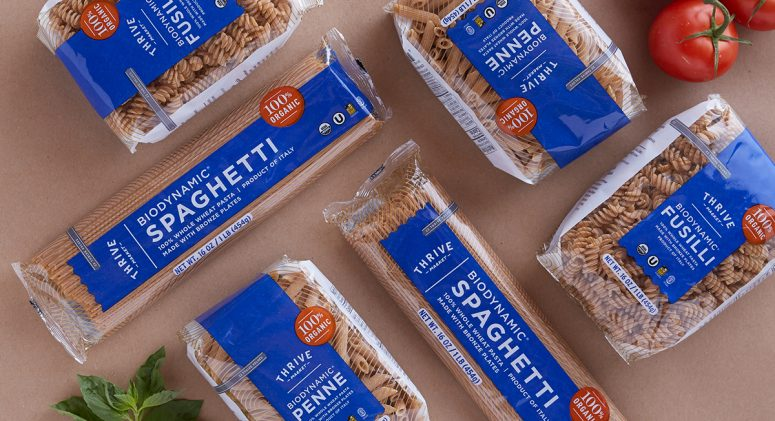 Discover Thrive Market Biodynamic® Pastas (and Taste the Difference!)