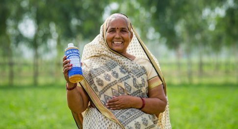 How Dr. Bronner's Empowers Mint Farmers In India