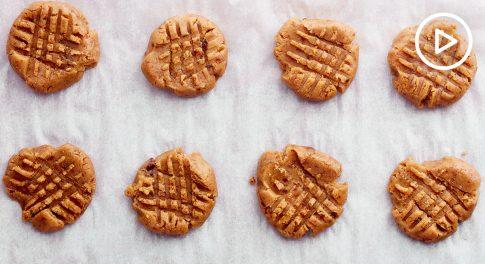 Gluten Free Date & Cashew Cookies Recipe