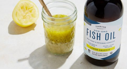 Single-Source. Superior Quality. Meet Thrive Market Fish Oil