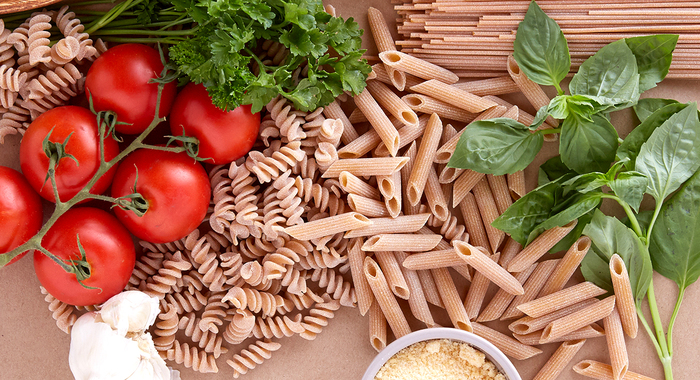 Thrive Market Biodynamic Pastas out of packaging