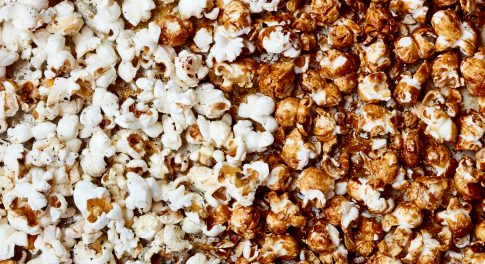 Duck Fat Popcorn 2 Ways