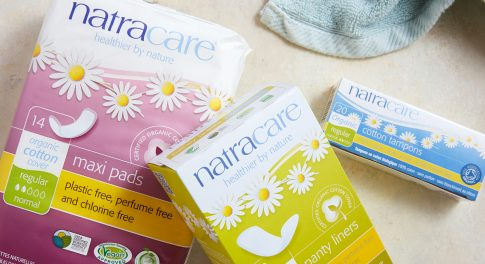 Natracare Makes It Easy to Have a Plastic Free Period