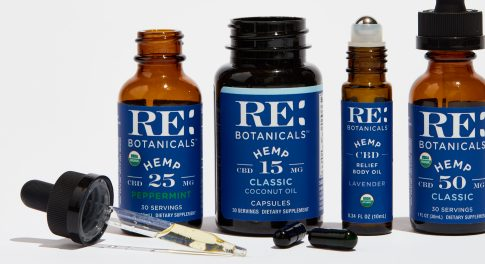 RE Botanicals Is Your Modern-Day Hemp Apothecary