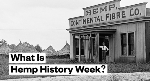 Celebrating Hemp History Week With Dr. Bronner's