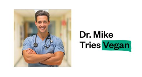 Doctor Mike Goes Vegan with Thrive Market