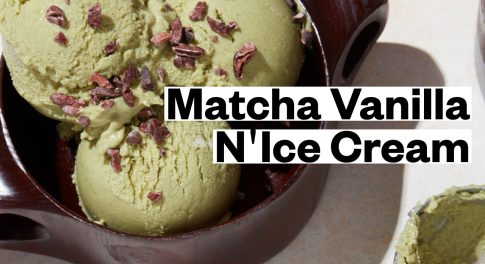 Matcha N'Ice Cream Recipe