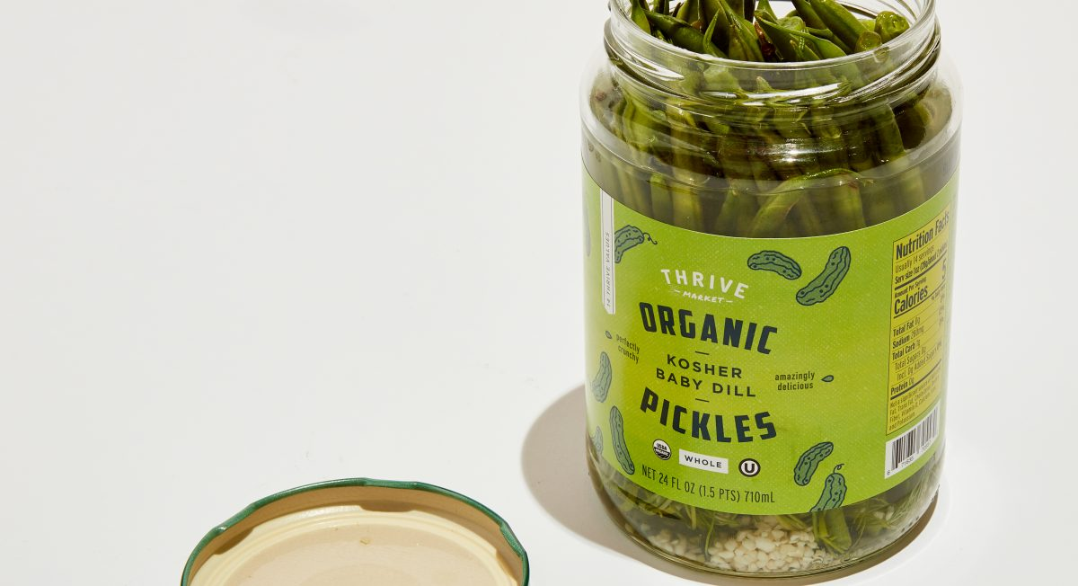 how to pickle green beans