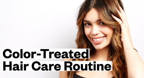 Color Hair Care Routine With Juice Organics