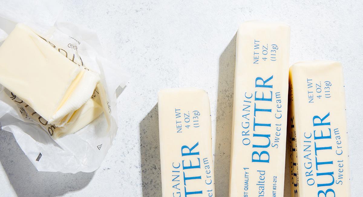 Butter vs. Olive Oil