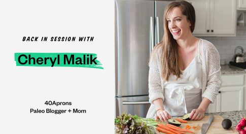 Meal Prep for Moms with Cheryl Malik of 40Aprons