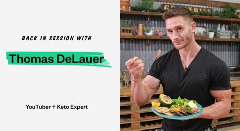 Making the Keto Switch Easy With Thomas DeLauer