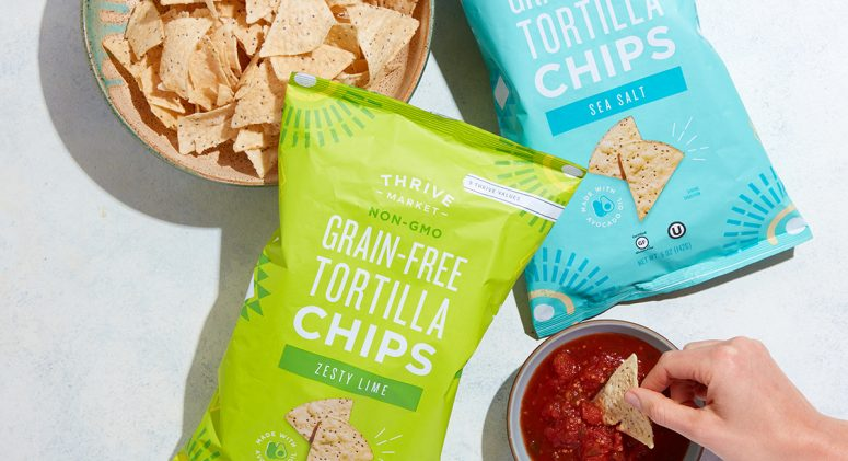 Why You'll Love Thrive Market Grain-Free Tortilla Chips
