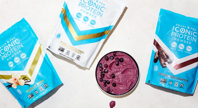 Meet The ICONIC Brand Revolutionizing Protein Drinks