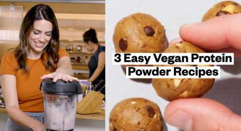 3 Easy Vegan Protein Powder Recipes