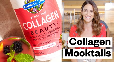 Yes, You Should Add Collagen to Your Mocktail Recipes