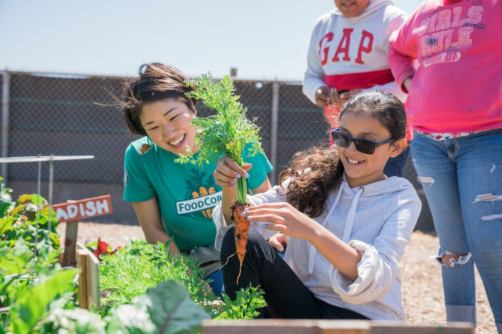 We're Teaming Up With FoodCorps to Teach Kids About Healthy Food