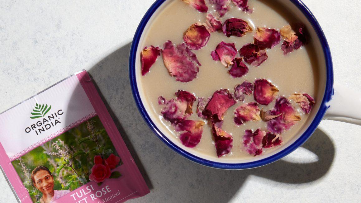 Adaptogenic Tea Lattes