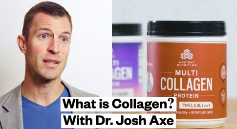 Dr. Axe on the Benefits of Adding Collagen Powder to Your Diet