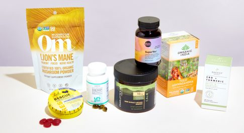 Plant-Based Supplements to Help You Feel Great