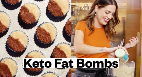 Keto Vegan Fat Bombs Recipe