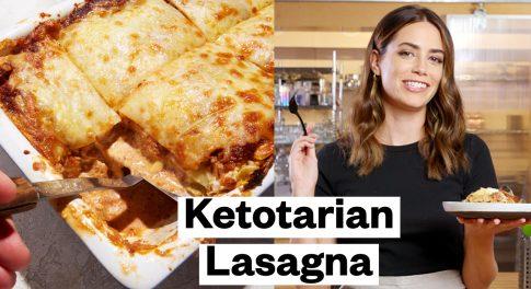 This Keto-Friendly Lasagna Makes a Comforting Fall Meal