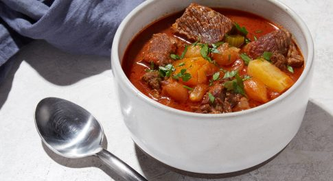 How to Make Keto Beef Stew with Your Instant Pot