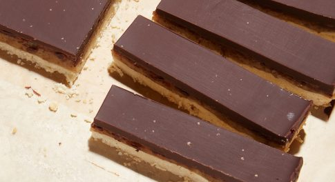 Homemade Twix Bars Make a Delicious Dessert