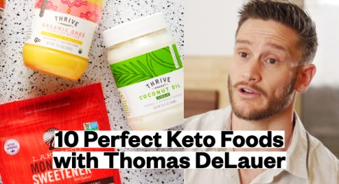 The Top 10 Keto Foods According to Thomas DeLauer