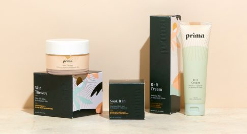 Notes from the Field: Better Skin Care With Cannabinoids? Prima Explains