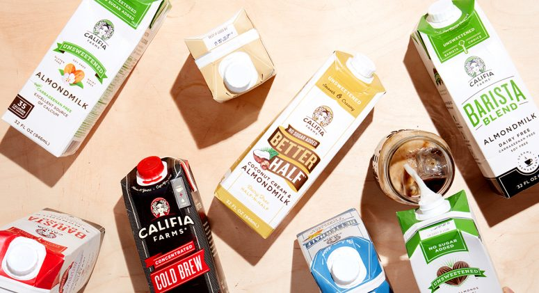 From Juice to Nut Milk: Califia Farms' Evolution