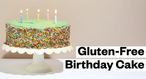 We're Celebrating Thrive Market's 5th Birthday With Fluffy, Gluten-Free Cake