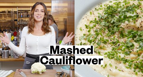 Keto Mashed Cauliflower Is an Easy Thanksgiving Side Dish