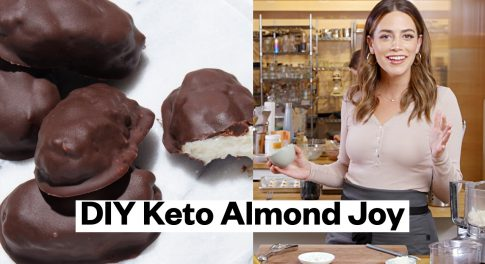 Video Recipe: DIY Keto, Vegan, and Gluten-Free Almond Joys