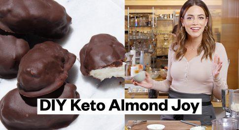 Video Recipe: DIY Keto, Vegan, and Gluten-Free Almond Joys