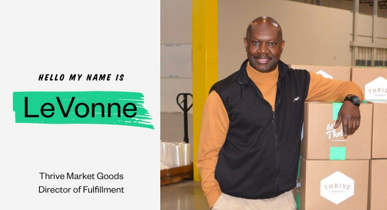 Startup Stories: Q&A With Thrive Market Director of Fulfillment LeVonne Collins