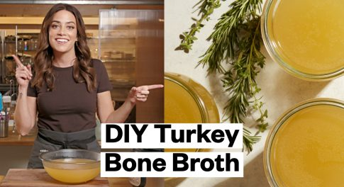 How to Make Homemade Bone Broth From Thanksgiving Turkey Leftovers