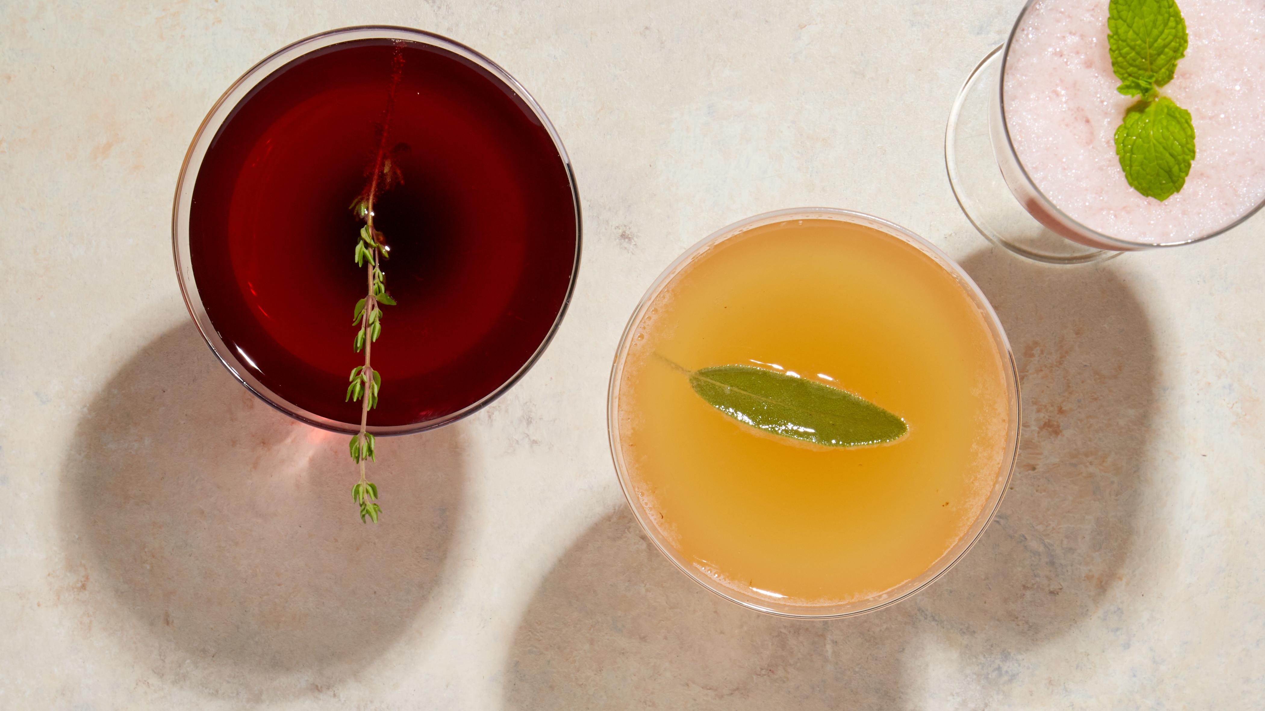 Sparkling Wine Cocktails