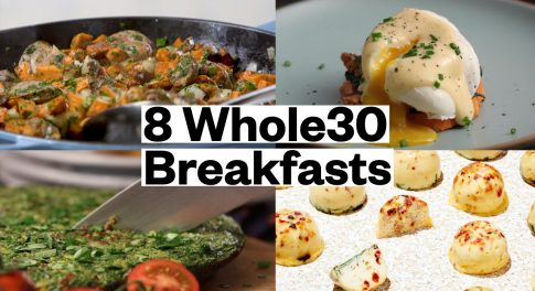 Whole30® Breakfast Recipes for Every Day of the Week