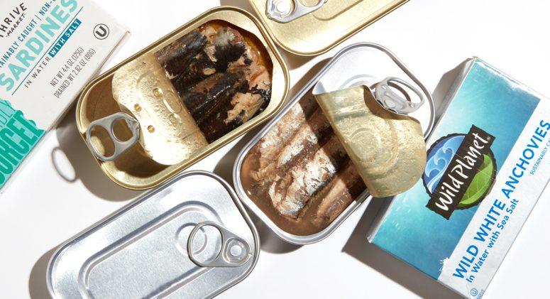 Anchovies vs. Sardines