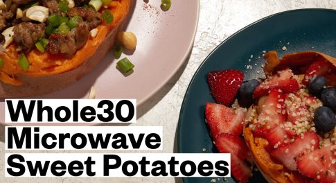 Baked Sweet Potatoes 2 Ways—and They're Whole30®-Compliant