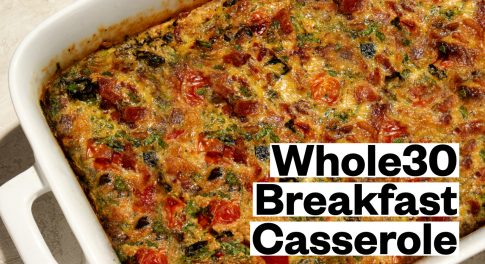 Whole30® Breakfast Casserole Recipe