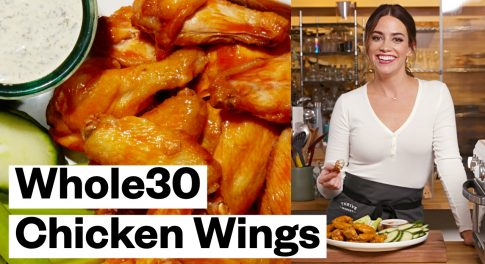 These Crispy Air-Fried Chicken Wings Are Whole30®-Compliant