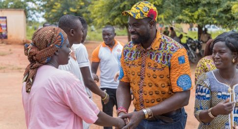 How Alaffia Developed Its Roots: Q&A with Founder Olowo-n'djo Tchala