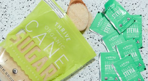 Stevia vs. Sugar