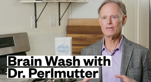 "Dr. David Perlmutter Helps Detox Your Mind in ""Brain Wash"""