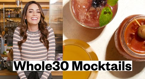 Missing Cocktails on Whole30®? Try These 3 Mocktail Recipes