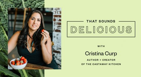 Self-Healing Through Real Food + Healthy Habits with Christina Curp